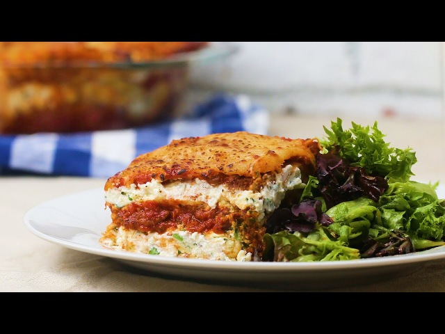 The Best Layered Lasagna Ever