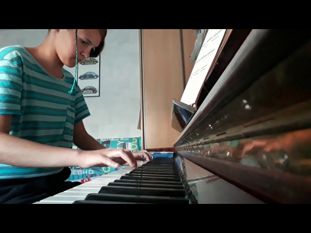 LotheCover Аффинаж Увертюра piano version