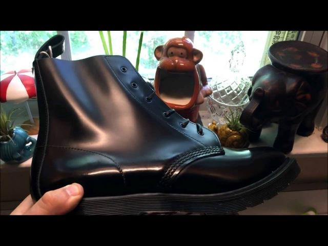 Dr Martens Made in England Arthur Boot » Freewka.com - Смотреть онлайн в хорощем качестве