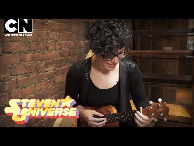 Steven Universe | Rebecca Sugar performs