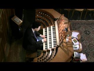 """Orgelmarathon - Liszt: Phantasie """"Weinen, Klagen"""