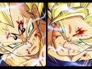 Dragon Ball Z [AMV] : Goku vs Majin Vegeta - Tribute HD