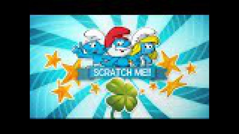 Смурфики 6 Легендарный забег.мульт игра.для детей gameplay
