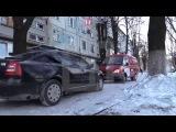 Жуткий обстрел в Донецке, люди чудом остались живы