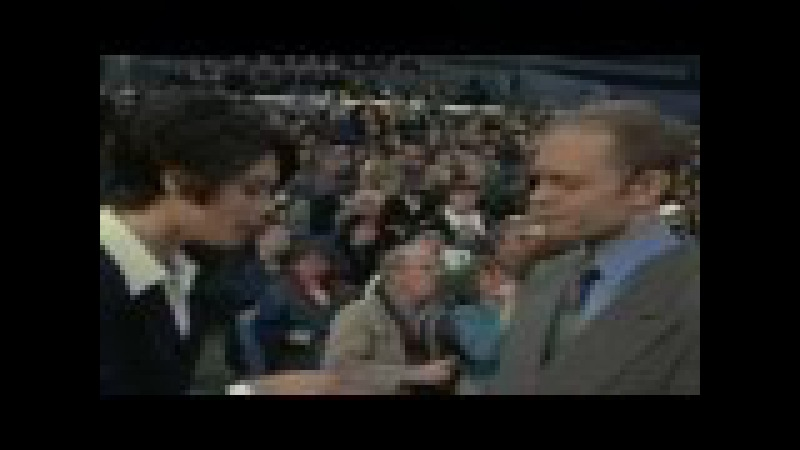 Frasier - Niles at the basketball game
