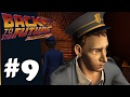 OFFICER PARKER BACK - Back To The Future The Game Episode 2 Part 9