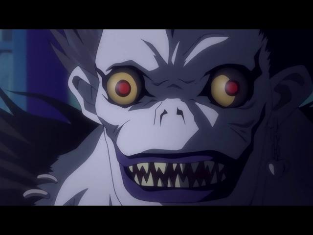 Тетрадь Смерти HD 720p 4 Серия - Преследование «Цуисэки»