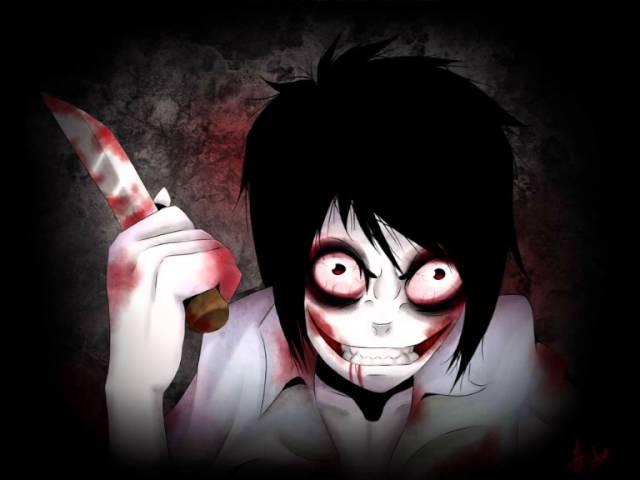 Джефф убийца/Jeff the Killer (подборка фото)