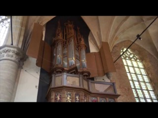 Víctor Baena plays Cabezón and Sweelinck at the Van Covelens organ Alkmaar 22 May 2015