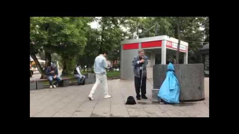 Татьяна Африкантова в Перископе 14.07.2017. Пятницкая улица..скидываемся..(ч.2)
