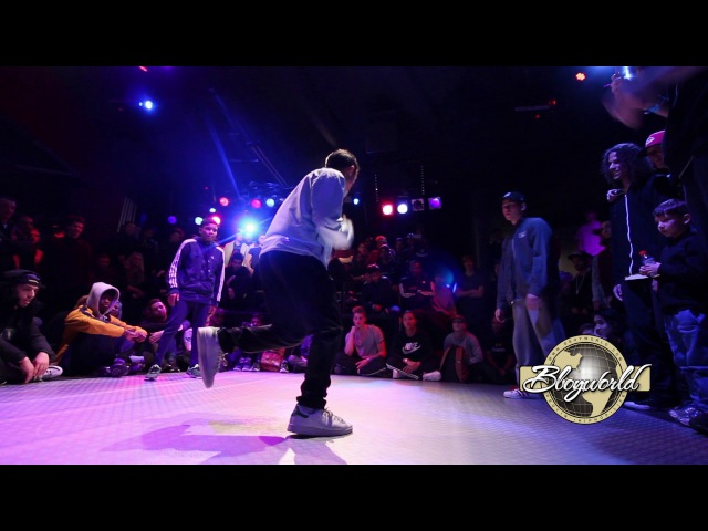 Justen Leelou (Break Kidz) vs Ozzi Liam (Underdogz) | Semi Final | Rocking How10 2017