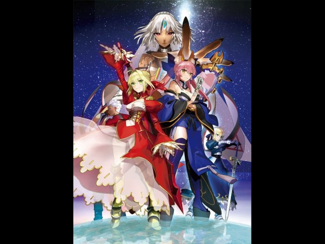 Fate/EXTELLA opening Full 『ex:tella』/ELISA
