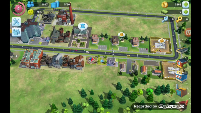 SimCity моє відіо