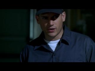 Сериал «Побег / Prison Break» 2 сезон 6 серия