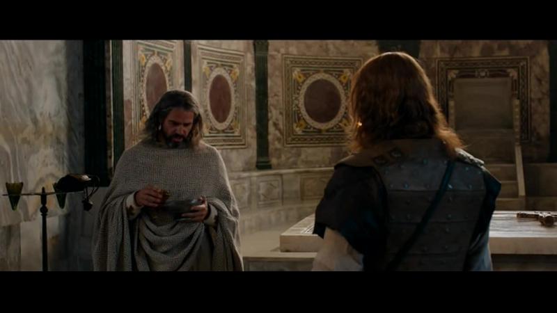 Фрагмент из фильма Викинг - покаяние князя Владимира