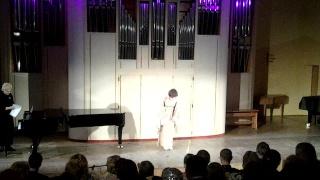 Органный зал, концерт лауреатов конкурса