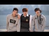 BTS Adult Child - Jin, RAP Monster, Suga BTS