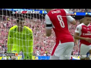 Арсенал - Челси 2:1. Обзор матча. Кубок Англии 2016/2017. Финал.
