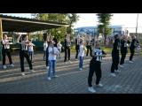 Танцевальный батл-флешмоб в День Детства в Чернянке, 1 июня 2017 г.