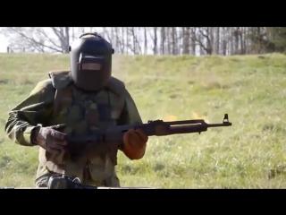 """Экстремальный тест АК 47 """"Вепрь"""" российского производства"""