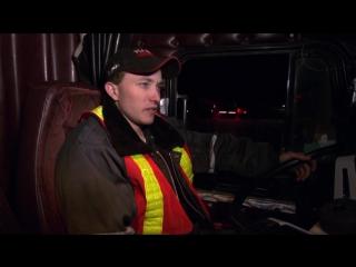 Ледовый путь дальнобойщиков 1 сезон 4 серия из 10 / Ice Road Truckers (2008) HD 720p