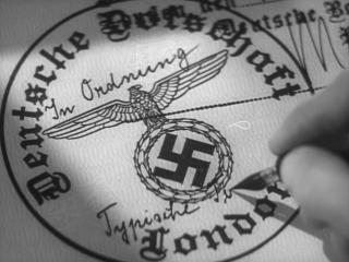 х/ф Вне подозрений (1943)