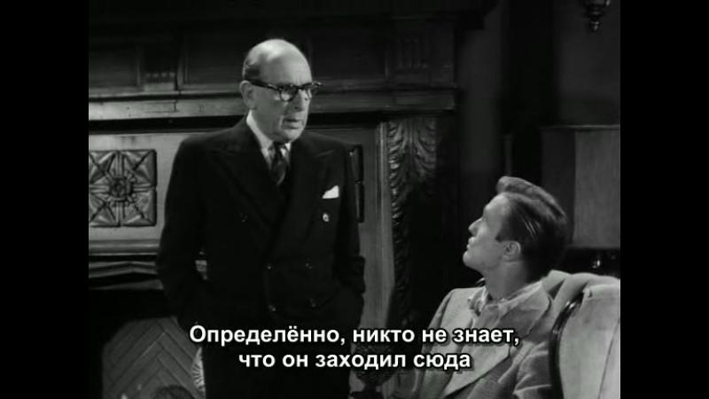 Дождливая суббота / Wet Saturday (1956) (Альфред Хичкок представляет / Alfred Hitchcock Presents / Сезон 2 / Эпизод 1).