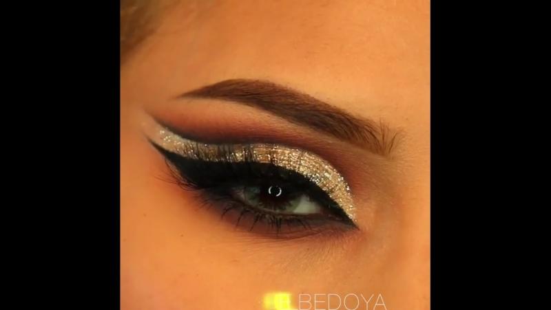 Вечерний макияж от Isabel Bedoya