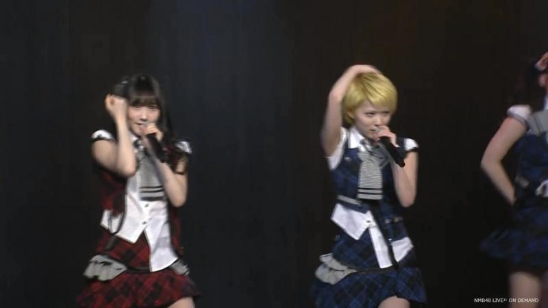 NMB48 2016.02.08 Team M 「RESET」 (Momoka Kinoshita BD) - Kanojo ni Naremasu ka