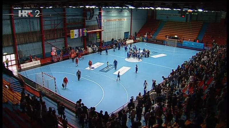 Lokomotiva (Z) - H65 Hoor 23-19 (10-11), posljednje 3 minute (Fin. Challenge Cup), 07.05.2017. HD