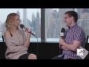 Jennifer Lawrence for MTV News with Josh Horowitz