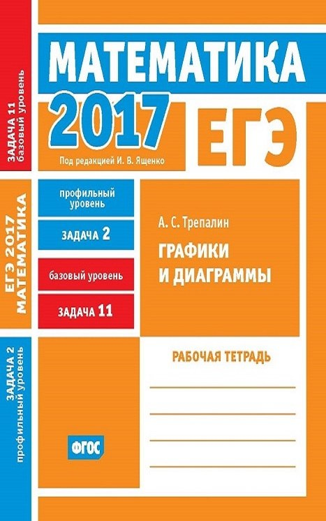 ЕГЭ 2017 Математика