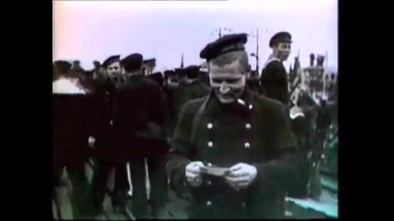 'Война на Море' Фильм 12-й, Документальный сериал Великая Отечественная война
