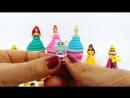 Сюрпризы из пластилина Плей До и много конфет. Игрушки Барби и другие сюрпризы. Игрушки 1
