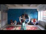 Tatyana Merkulova Gypsy Dance @ Carnet de Voyage party, June 3, 2017