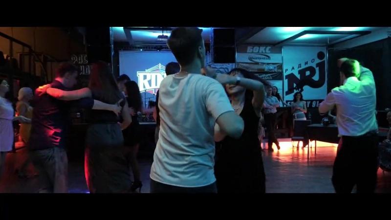 танцевальная вечеринка ANNIVERSARY PARTY с Ильей Субачевым в RING bar, Хабаровск