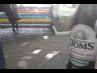 пиво-екзамен
