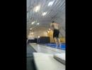 более 6 лет уже не прыгал серьезно, это была первая тренировка , многое помню оказывается