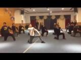 Кружок уйгурского танца в Китае.