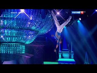 Синяя птица. Александр Козырин. Цирковое искусство