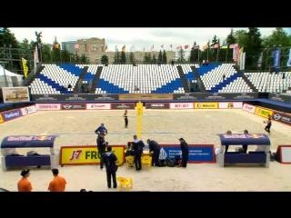 31 мая. 1-й день квалификации на Мировой тур по волейболу.