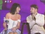 (staroetv.su) Кабаре-дуэт Академия - Шербургские зонтики (РТР, 1999)