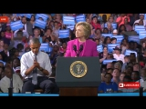 Full Speech_ Hillary Clinton Rally With President Obama in Charlotte, North Carolina (July 5, 2016)