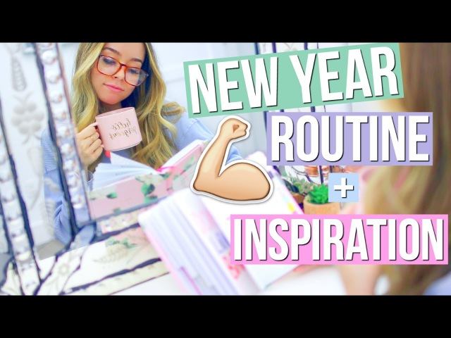 My New Year Routine! How To Stay Motivated!