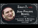 Jean-Philippe BEMPEL — Low Latency Mechanical Sympathy : issues and solutions