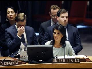 Постпред США в ООН: Россия - Агрессор, Крым - это Украина,Санкции не снимут до деок...