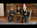 Официальные переговоры Лукашенко и Абдель Фаттаха аль-Сиси прошли в Каире