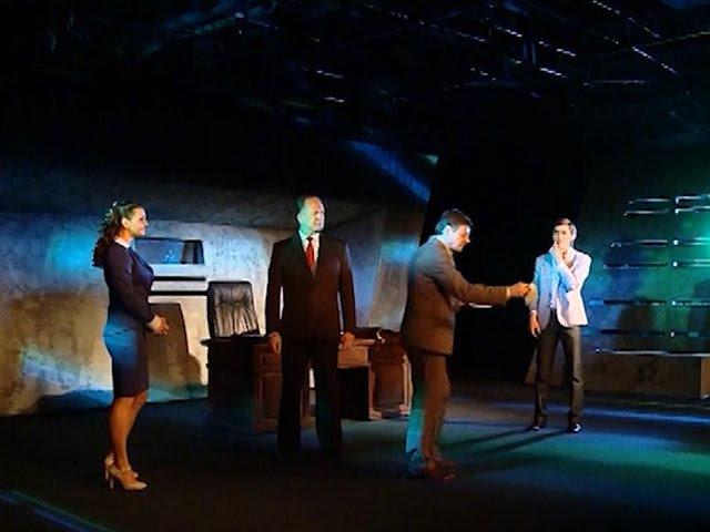 Театр драмы покажет психологический детектив «Метод Гронхольма»