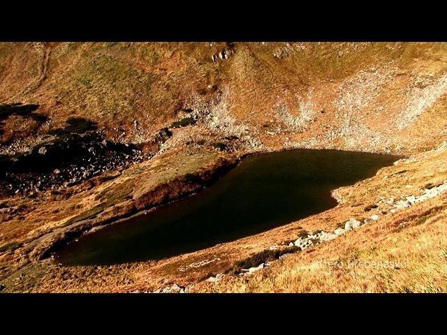 Неймовірний відеоролик про найвисокогірніше озеро яке заховалося у горах Рахівщини