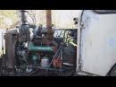 ЮМЗ-6 турбо , регулировка клапанов и запуск после ремонта
